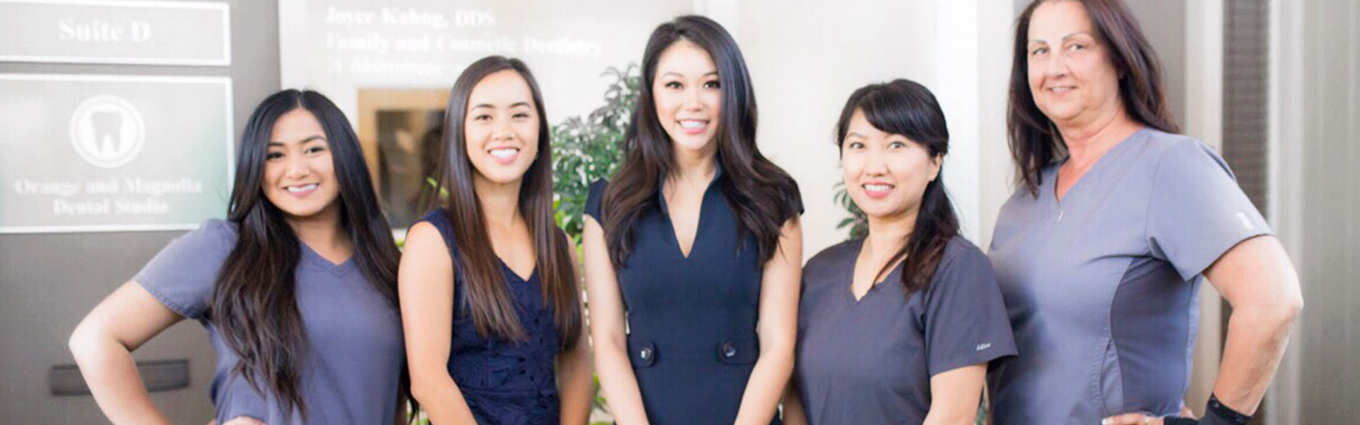 Dr. Joyce Kahng and team